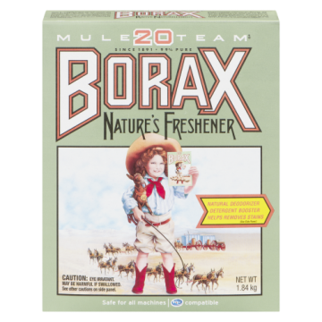 20 MULE TEAM BORAX - 2...
