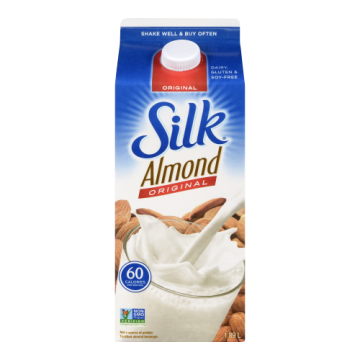 SILK TRUE ALMOND ORIGINAL -...