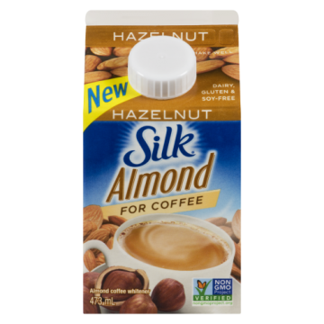 SILK ALMOND CREAMER...