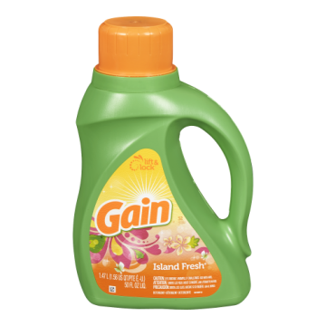 GAIN LIQUID ISLAND FRESH -...