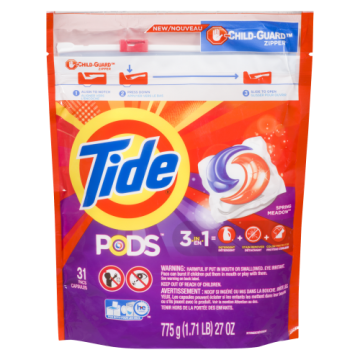 TIDE LIQ PODS SPRING MEADOW...