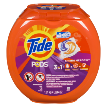 TIDE PODS SPRING MEADOW -...