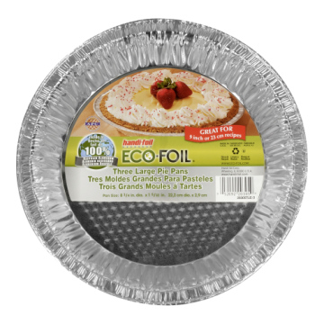 HANDI FOIL LARGE PIE PAN -...