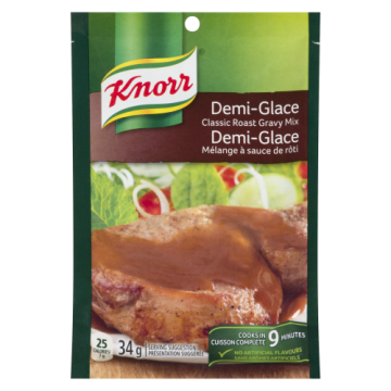 KNORR DEMI-GLACE CLEAR...
