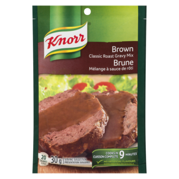 KNORR CLSC RST GRVY MIX...