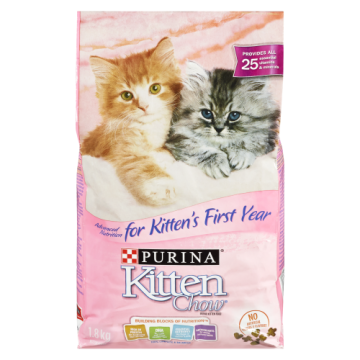 PURINA KITTEN CHOW - 1.8...
