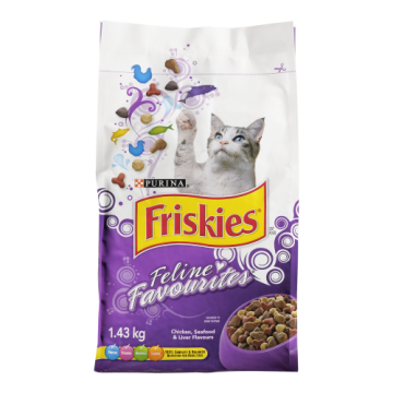 FRISKIES FELINE CAT FOOD -...
