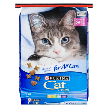 PURINA CAT CHOW - 8 Kilogram
