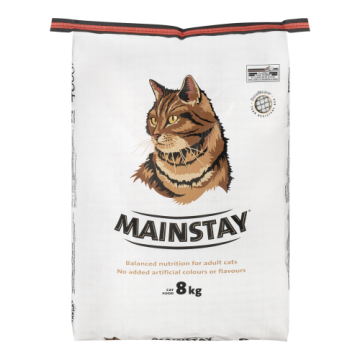 MAINSTAY CAT FOOD - 8 Kilogram