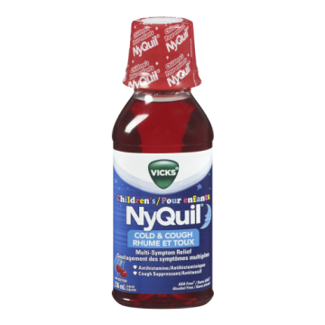 VICKS CHILDRENS NYQUIL -...