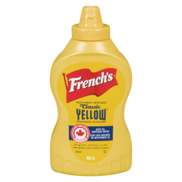 FRENCHS SQUEEZE YELLOW...