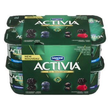 ACTIVIA BLACKBERRY/BLUE...