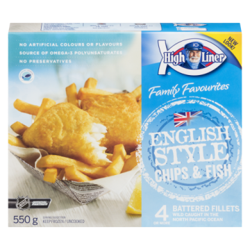 HL ENGLISH STYLE CHIPS &...