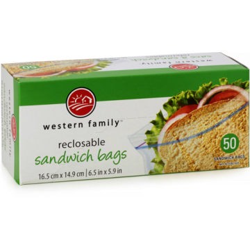 WF RECLOSEABLE SANDWICH...