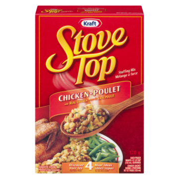 STOVE TOP CHICKEN STUFFING...
