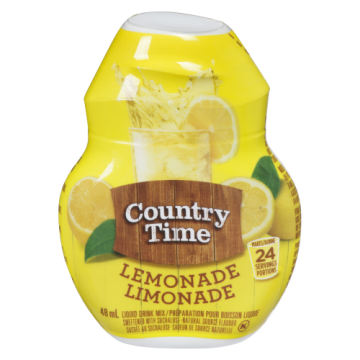 COUNTRY TIME LIQUID...