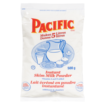 PACIFIC INSTANT SKIM MILK...