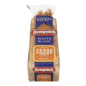 DEMPSTERS TEXAS TOAST WHITE...