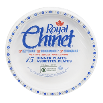 CHINET 10 3/8IN DINNER PLATE
