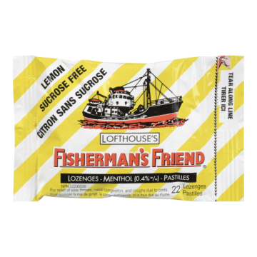 FISHERMANS FRIEND LEMON - 1...