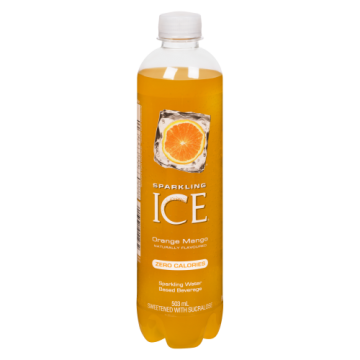 SPARKLING ICE ORANGE MANGO...