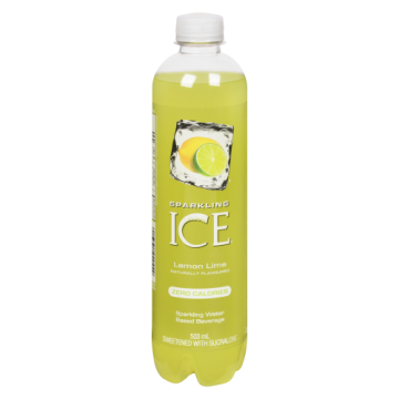 SPARKLING ICE LEMON LIME -...