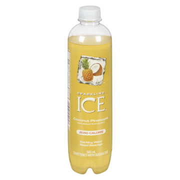 SPARKLING ICE COCONUT...