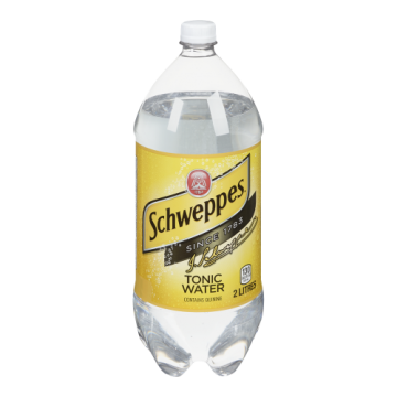 SCWEPPES TONIC WATER - 2 Litre