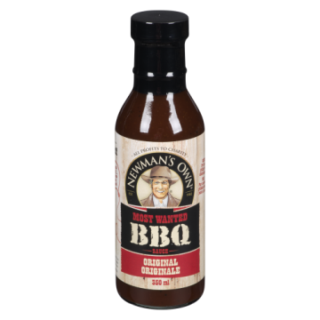 NEWMANS OWN ORIGINAL BBQ...