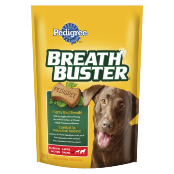 PEDIGREE BREATHBUSTER - 500...