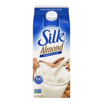 SILK TRUE ALMOND VANILLA -...