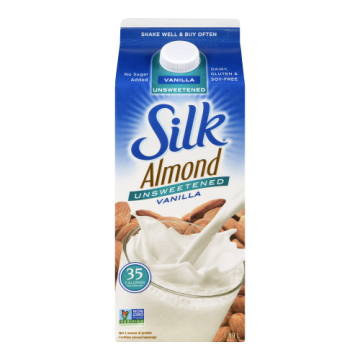 SILK ALMOND BEVERAGE UNS...