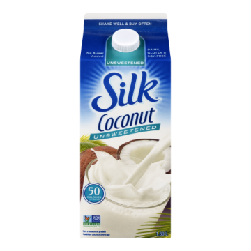 SILK TRUE COCONUT ORIGINAL...