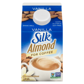 SILK ALMOND FOR COFFEE -...