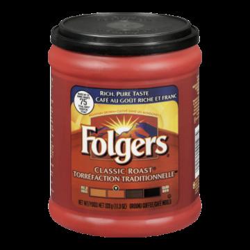 FOLGERS CLASSIC ROAST - 320...