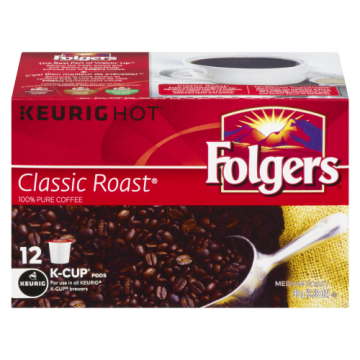 FOLGERS K CUPS CLASSIC ROAST