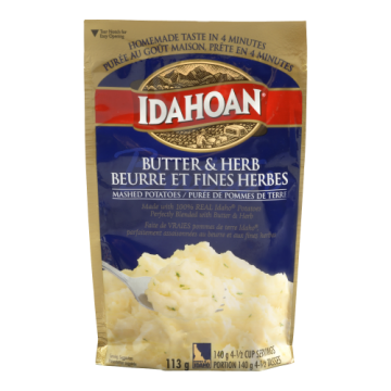 IDAHOAN BUTTER & HERB...