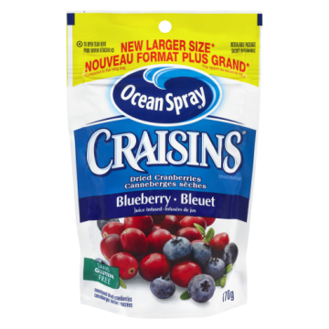OCEAN SPRAY BLUEBERRY...
