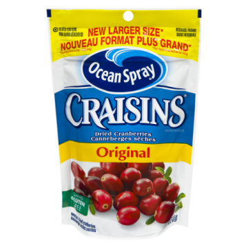 OCEAN SPRAY SWEETENED...