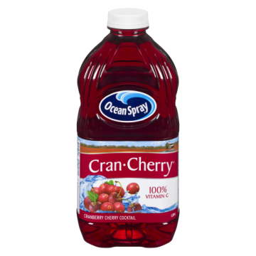 OCEAN SPRAY CRANB CHERRY...