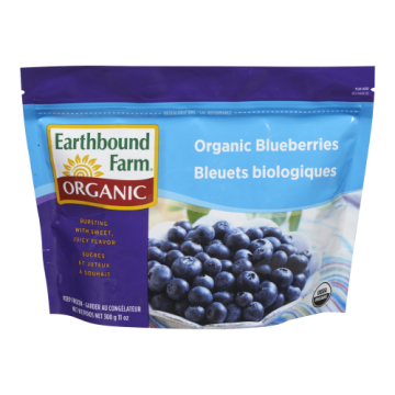 EB ORGANIC BLUEBERRIES -...