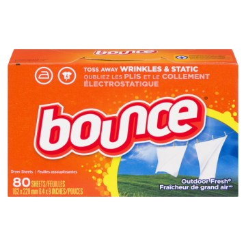 BOUNCE OTDR FRESH FABRIC SOFTN