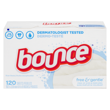 BOUNCE FREE FABRIC SOFTENER