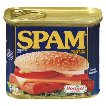SPAM LUNCHEON MEAT - 340 Gram