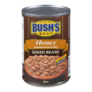 BUSHS HONEY BAKED BEANS -...