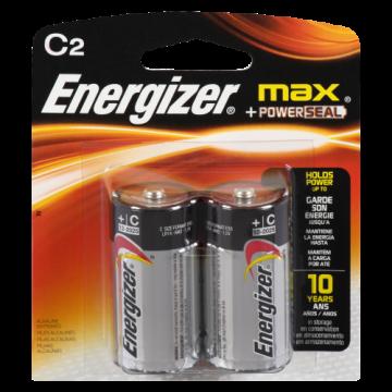 ENERGIZER MAX C2S E93BP2 BATTE