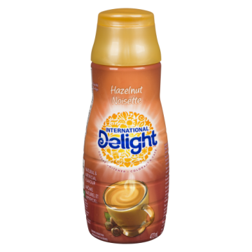 INTERNATIONAL DELIGHT...