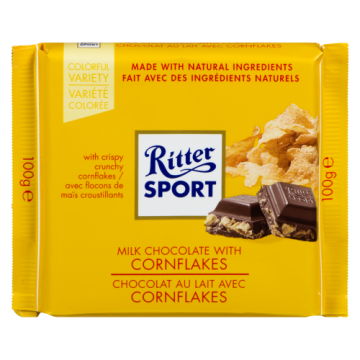 RITTER SPORT CORNFLAKES -...
