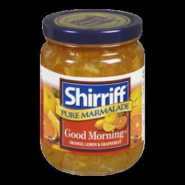 SHIRRIFF GOOD MORNING...