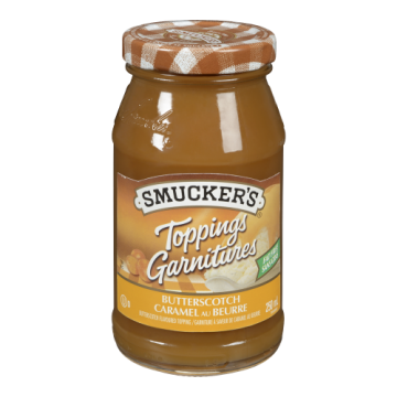 SMUCKER BUTTERSCOTCH...